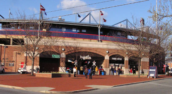 First Energy Stadium, Reading Pa