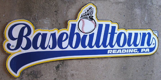 Reading, Pennsylvania - baseballtown!