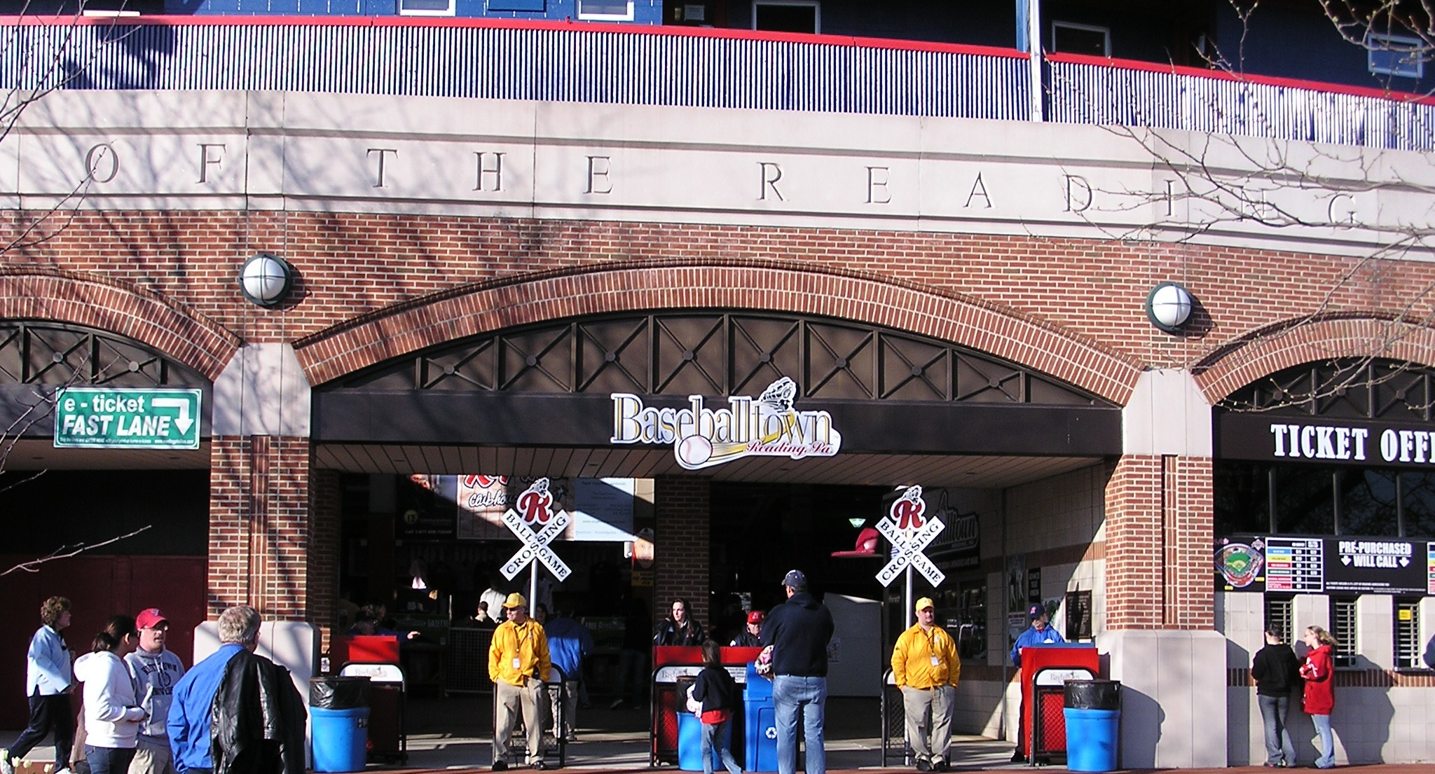 Take a ride on the Reading - Reading Phillies